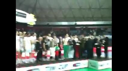 Казийски и Бг Тренто спечелиха първа историческа Купа на Италия