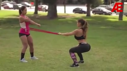 Female Fitness Motivation 2015 - Buttbuilding