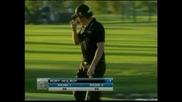 Хънтър Меън е лидер след втория ден на голф турнира в Дорал