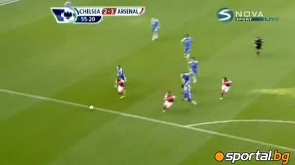 Челси - Арсенал 3:5 29.10.2011