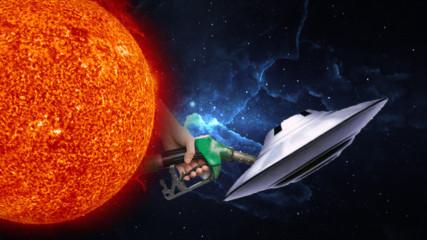 Извънземните откриха безплатно гориво