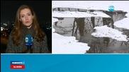 Сняг и дъжд в цяла България