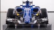 F1 2015 - Sauber C34 - Sauber-ferrari C34 First Photos Hd