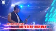 Different Highway - Crying In The Rain