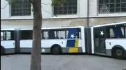 Най дългият автобус в света
