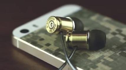 Как да си направим слушалки от патрони
