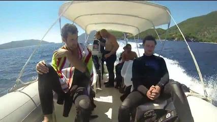 Кайт ваканция с кемпер на остров Лефкада в Гърция