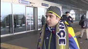 Russia: 'Expect fights' between Fenerbahce and Lokomotiv fans