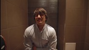 Напечена ситуация в тоалетна