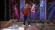 Братя по карате бойна сцена от епизода Skate Rat