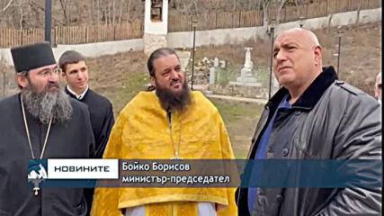 Борисов: Дойдат ли БСП и ДПС на власт, фондовете и програмите спират
