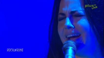 Evanescence - Rock am Ring 2012 - 7 Lithium [hd]skm
