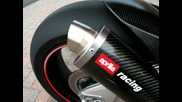 Aprilia Rsv4 with Austin Racing Motogp Exhaust