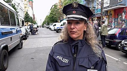 Germany: Berlin police raid Rigaer Strasse 94 squat