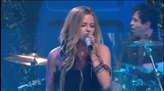 Avril Lavigne - Alice (live Tonightshow With Jayleno)