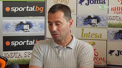 Данчо Господинов: Родителите си мислят, че могат да ръководят клуба, когато плащат такси