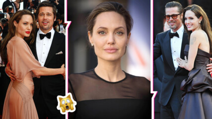 5 г. след раздялата: Анджелина Джоли съди Брад Пит за домашно насилие