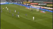 Фиорентина 0:0 Милан (19-11-2011г.)
