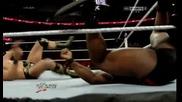 30.03.2014 Първична сила 1 * Wwe Monday Night Raw (30ти март 2014 година)