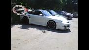 Невероятно Porsche 911 Gt2 Techart В София