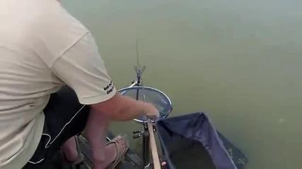 Feeder fishing - Steve Ringer ;]