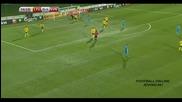 Литва 0:2 Словения 12.10.2014