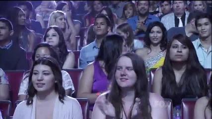 [hd] Teen Choice Awards 2011 (part 10) Final