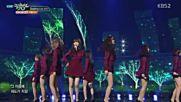 152.0513-6 Lovelyz - Destiny, Music Bank E836 (130516)