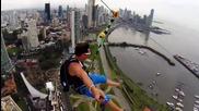 Страхотни и екстремни спускания с парашут в Панама