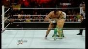 21.04.2014 Първична сила 3 * Wwe Monday Night Raw (21ти Април 2014