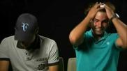 Федерер и Надал тези са за Господари на Ефира