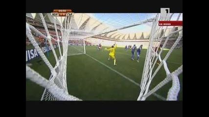 Република Корея 2 - 0 Гърция *световно първенство Юар 2010* (групa B) 12.06.2010.