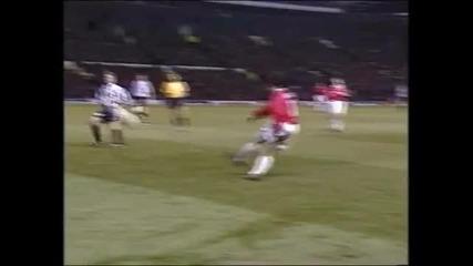 Манчестър Юнайтед - Ювентус 07.04.1999 Полуфинал
