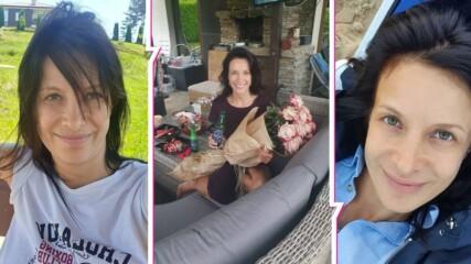 Очарователна, усмихната и много позитивна: Яна Маринова отпразнува ЧРД с ретро снимки