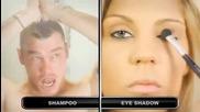 Мъже vs. жени в банята