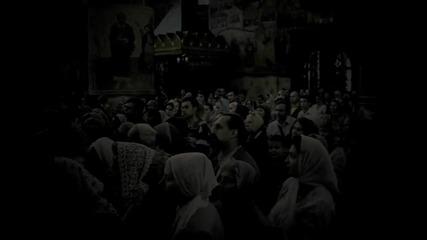 Комунистическото изчадие патрирах Кирил освещава храм на Сатаната в Русия