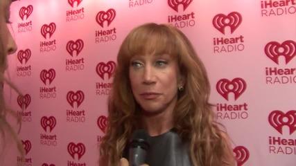Kathy Griffin Takes Aim at Giuliana Rancic