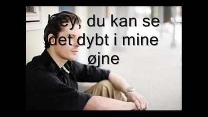 Rasmus Seebach - I mine ojne (датска песен)
