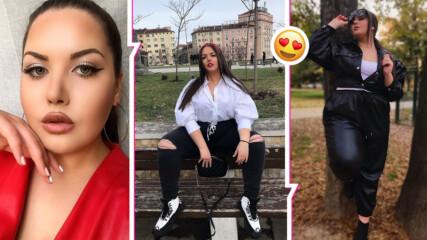 """Първата българска с титла """"Мис Плюс Сайз"""" направи дълго отлагана физическа промяна"""
