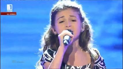 Евровизия 2014 - Изпълнението на Крисия , Хасан и Ибрахим
