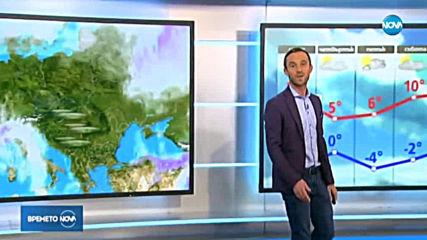 Прогноза за времето (22.01.2020 - обедна емисия)
