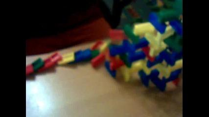 domino piramide