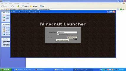 Minecraft какдасисложимтекстури The Boss
