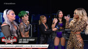 Several women's tag teams get into backstage brawl: SmackDown, April 9, 2021