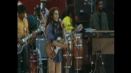 Bob Marley - Санта Барбара 1980г.