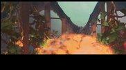 1/2 Царството на огъня * дракони * фентъзи екшън с Бг Субтитри (2002) Reign of Fire [ hd ]