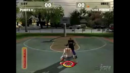 And1 Streetball Video Game Mix