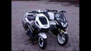 Yamaha aerox tuning ! ;d