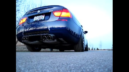 Bmw Sport with Fabspeed Xpipe and Hfc