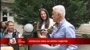 Волен Сидеров показа наследника си (канал 3 Tv)